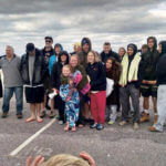 Stony Brook Nurses hosted a New Year's Day Polar Plunge
