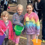 Brooklyn Bagel hosted and Egg  Hunt Fundraiser